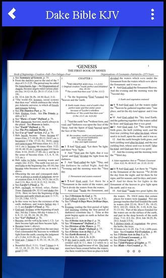 The Dake Annotated Reference Bible - The World's Best Study